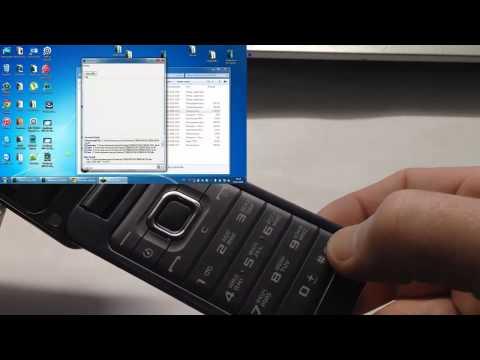 Прошивка Samsung C3560 с помощью FlashTool E2