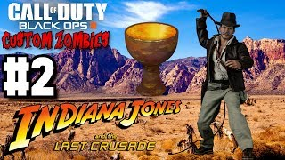 Zombies Jesus was a Carpenter - The Last Crusade: Quest for the Zombie Grail [2] - (BO3 Custom Z