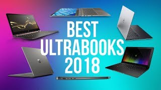 Best Ultrabooks of 2018 | Slimmest & Ultraportable Laptop | Top 5 | Student & Work