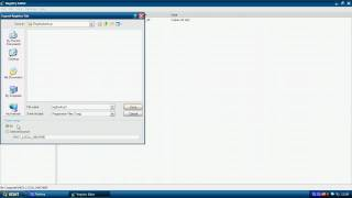 How to backup and restore your registry in windows xp (Tutorial)