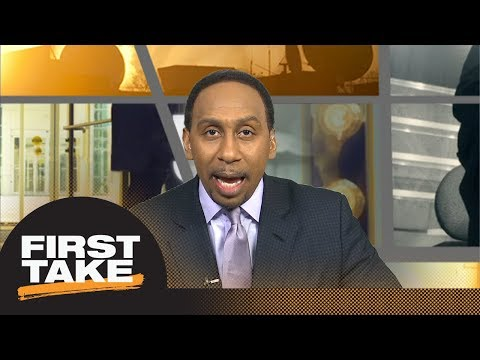 Stephen A. Smith: 'I want names' of officers involved in Sterling Brown incident | First Take | ESPN