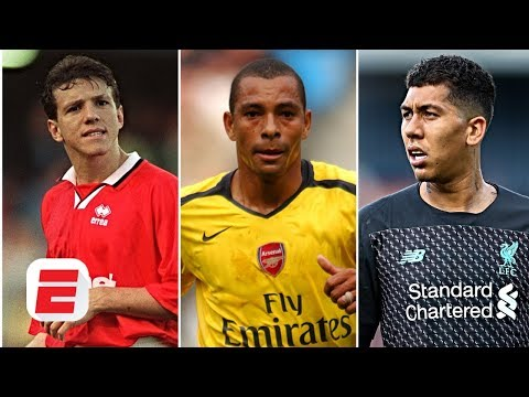 Ranking the Premier League&39;s top 5 Brazilian players in  history  ESPN FC