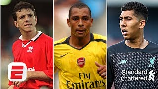 Ranking the Premier League's top 5 Brazilian players in  history | ESPN FC