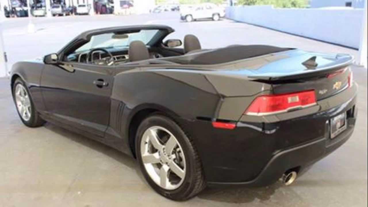 chevrolet camaro 2014 black. oahu 2014 chevrolet camaro lt1 convertible for sale black in honolulu youtube e
