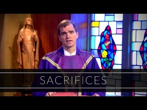 Sacrifices | Homily: Father Michael Sheehan
