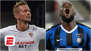 The Europa League final is set! Looking ahead to Inter Milan vs. Sevilla | ESPN FC