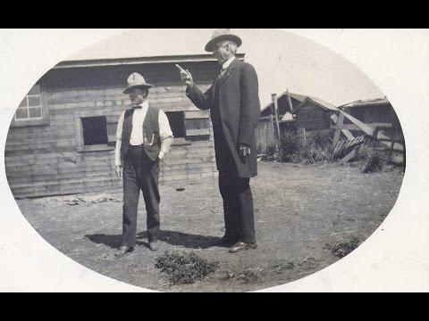 Photograph of Wyatt Earp? Lost photo of Wyatt Earp in Nome Alaska?