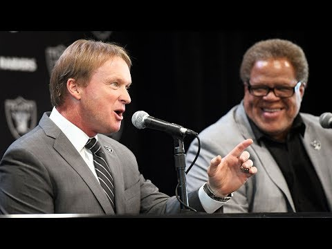 Top Moments From Jon Gruden Press Conference