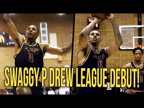 nick-young-drew-league-debut-full-highlights!-swaggy-p-ready-to-be-a-warrior!