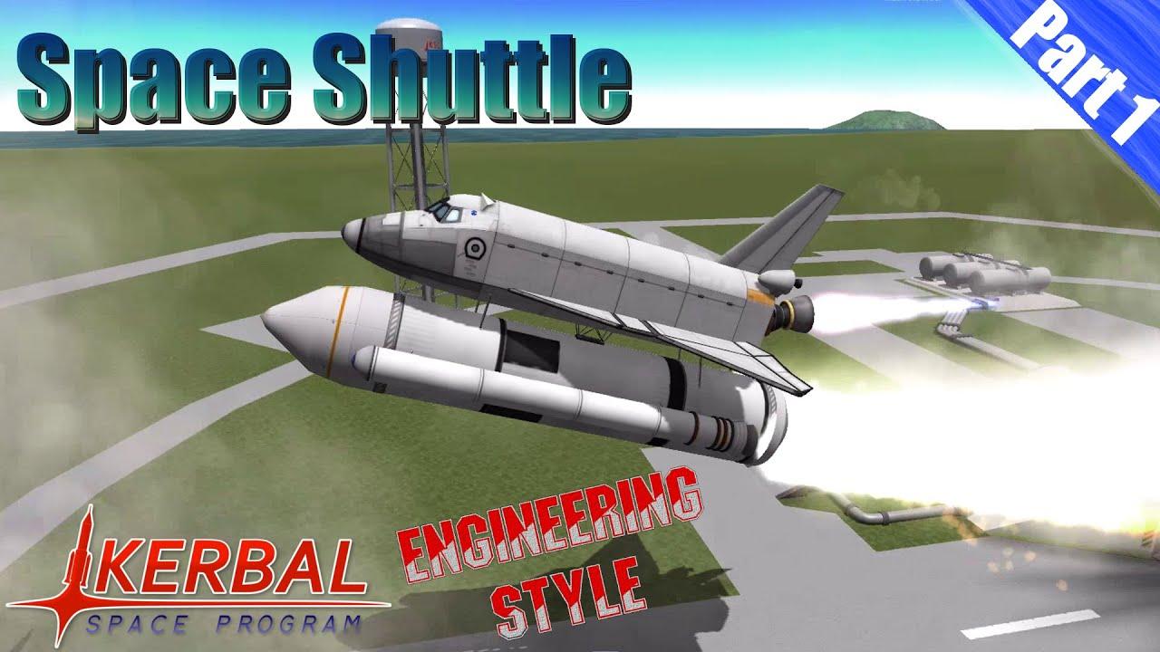 ksp space shuttle parts - photo #45