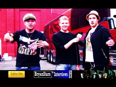 Hollywood Undead Interview Johnny 3 Tears UNCUT 2010