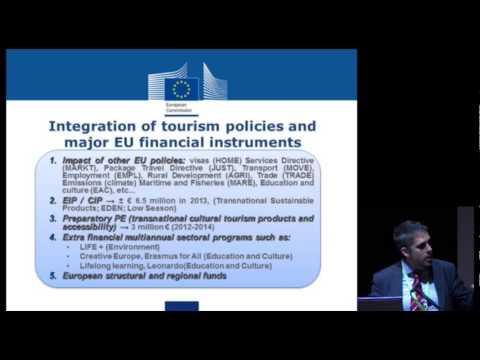 O Turismo para todos na Europa por Oscar Almendros