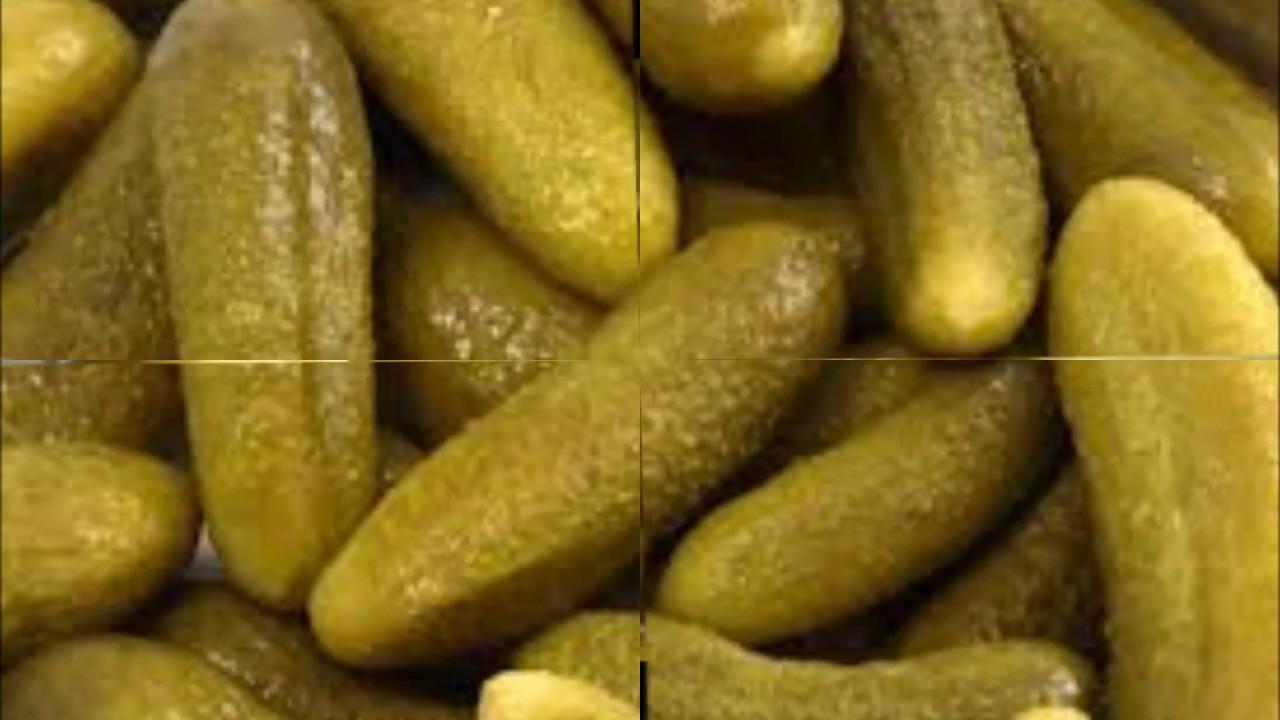 Acur Ve Salatalık Turşusu Tarifi Videosu