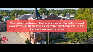 Worship for Central Christian Church - August 30, 2020