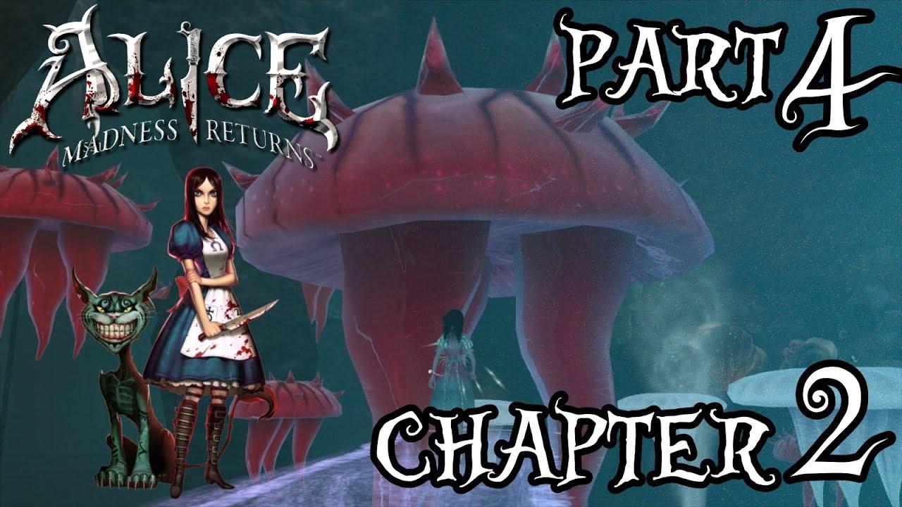 Alice Madness Returns Walkthrough Chapter 2 alice: madness returns - chapter 2 - 4 the octopus // gameplay