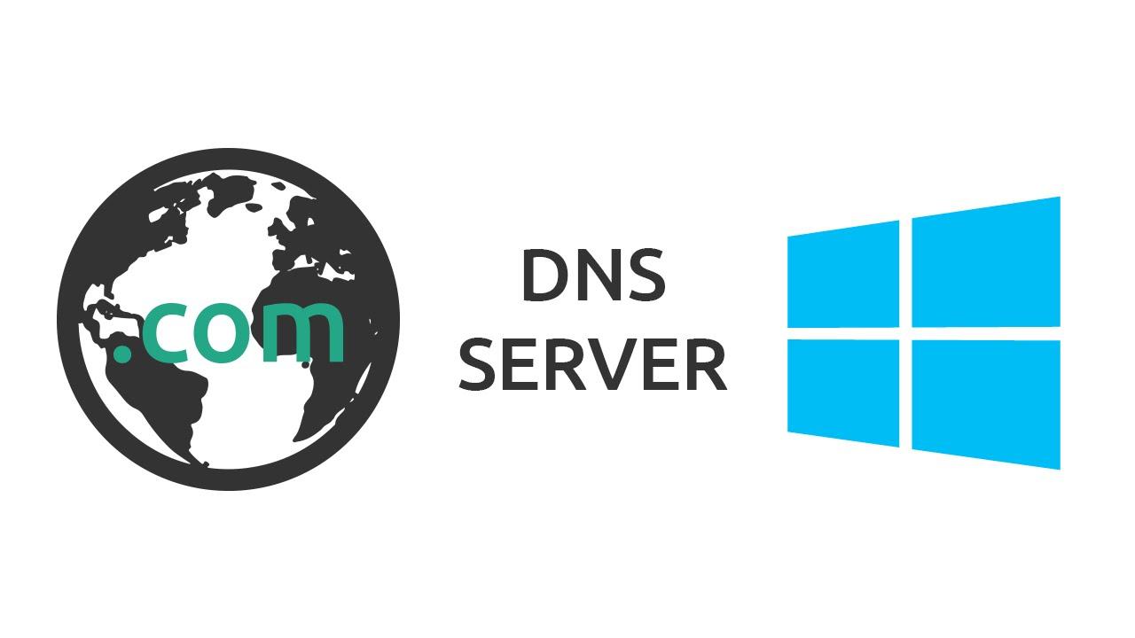 how to make a dns server