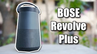 Bose Soundlink Revolve Plus Review!