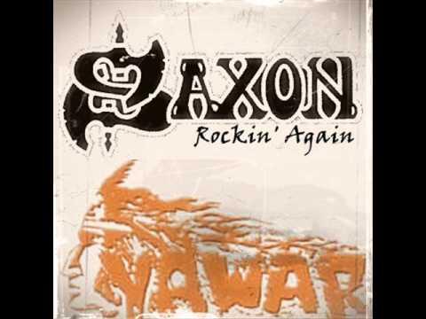 saxon rockin again