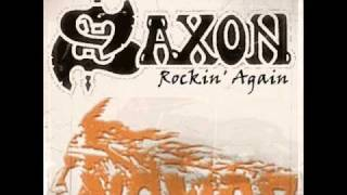 Watch Saxon Rockin Again video