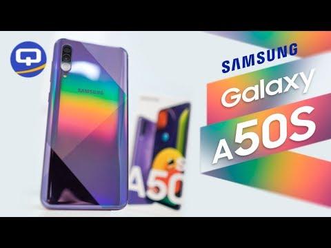 Samsung Galaxy A50S. Быстрый обзор. / QUKE.RU /