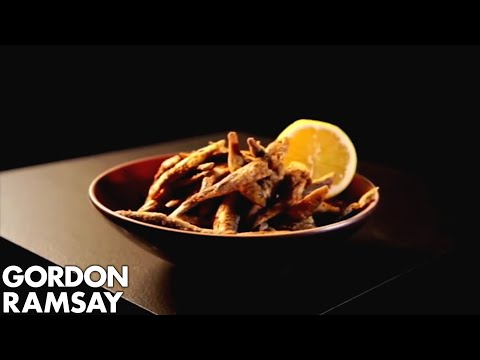 Chilli and Spice Whitebait - Gordon Ramsay