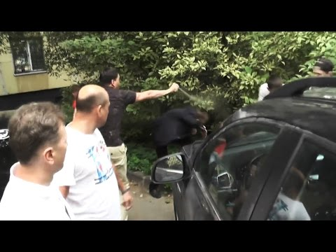 Stop a Douchebag SPB - The Architect Attacks