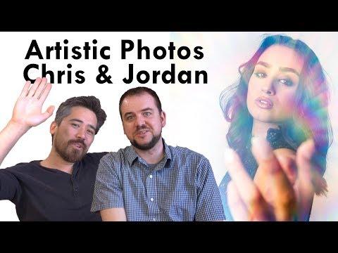 Artistic Photography + Chris & Jordan! (TC Live)