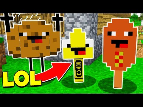 TRY NOT TO LAUGH CHALLENGE *IMPOSSIBLE* (Minecraft Trolling)