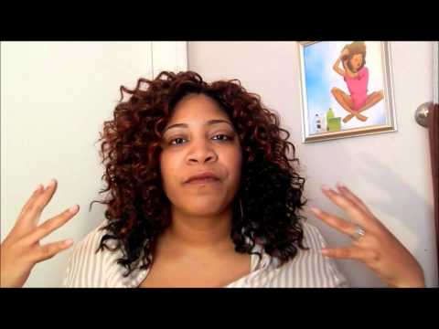 Freetress Presto Curl *Show and Tell plus Maintenance* Crochet Braids ...