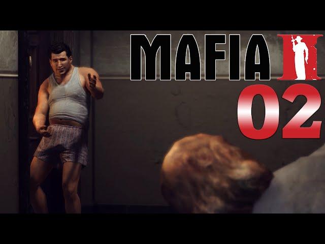 Leben in Empire Bay | MAFIA 2 #002 | Lets Play Mafia