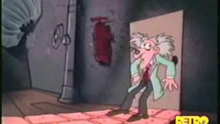Mad Scientist Cartoon Intro (1988)