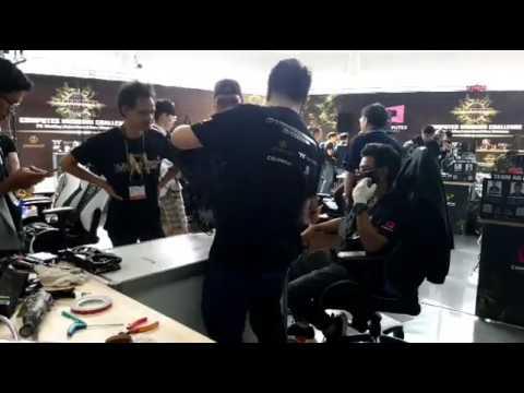 CyberMods 24 Hrs @ Computex 2017 - Live Stream Team Thailand (Archive 1)