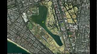 Google Earth - Calendar Formula one 2012 - Calendário F 1