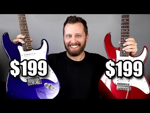 What's The Best $200 Guitar?