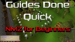 Guides Done Quick - NMZ for Beginners