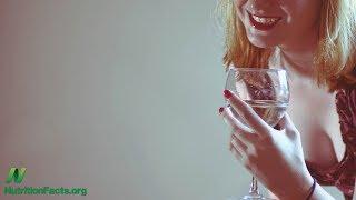 Rakovina prsu a alkohol: kolik je bezpečné množství?