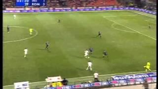 inter roma 4-3 finale supercoppa italiana 26 agosto 2006 stadio san siro