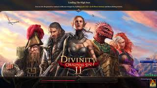 Divinity: Original Sin 2 speedrun (32:04)