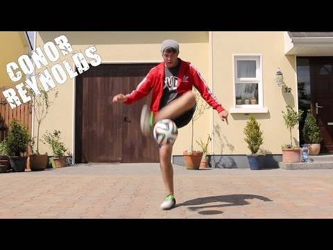 Long Combos Tutorial (Multiple ATW, HTW, HATW) :: Freestyle Football / Soccer (LOWERS)