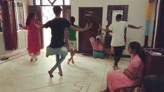 Kanha soja zara From bahubali 2 Dance Choreography easy steps