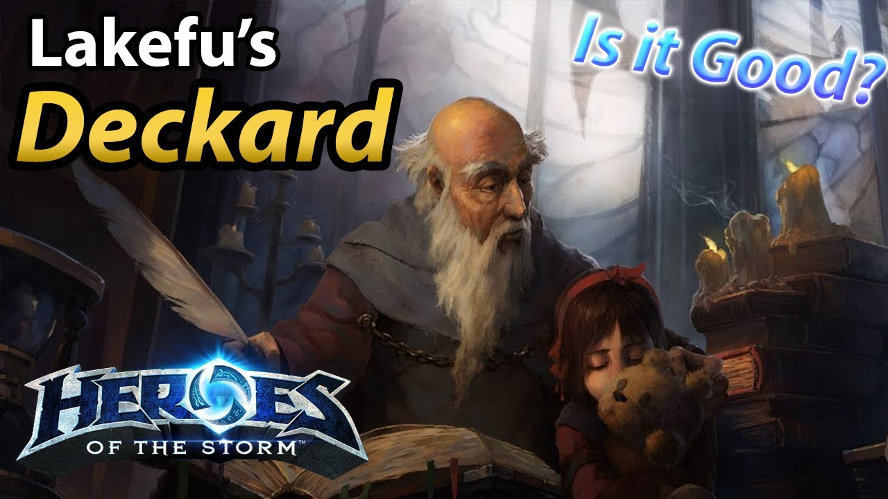 Deckard Build Guide Deckard Cain The Last Of The Horadrim Heroes Of The Storm Hots Strategy Builds He has been an advisor, storyteller, and friend to sanctuary's greatest heroes, guiding them through peril time and. deckard build guide deckard cain the