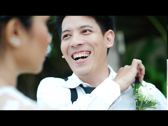 OUTDOOR WEDDING BALI I ANDHIKA & KARIZA