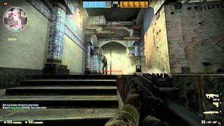 Counter Strike Global Offensive BETA UMP Gameplay