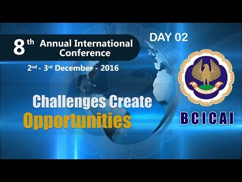 Bahrain Chapter of ICAI - 8th International Conference - Day 2 (03-Dec-2016)