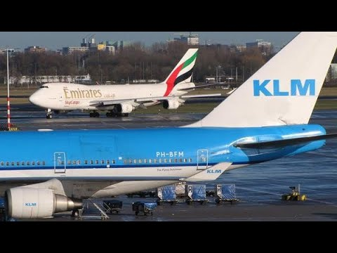 'Emirates zet KLM onder druk'