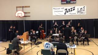 Brasilliance, Grant High School Jazz Ensemble 4.18.15