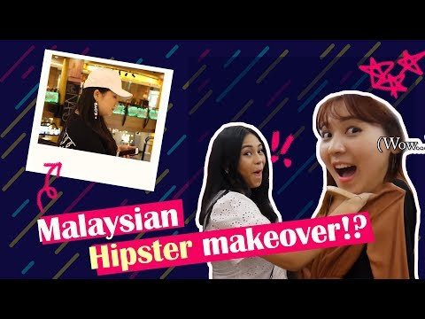 Koreans get styled by Malaysian hipsters: Blimey Everybody EP.05