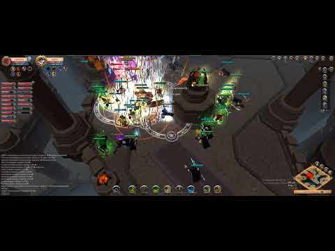 RE vs ALONE  ZVZ Albion Online part 2