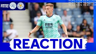 'Great To Be Back Out There' - Harvey Barnes | Queens Park Rangers 3 Leicester City 3