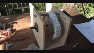 Green Motor Project Video 1 Truth About The Perendev Magnet Motor